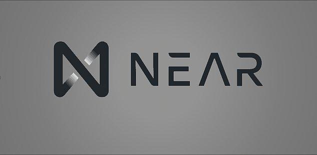 7. Near Protocol (NEAR) => %123,9