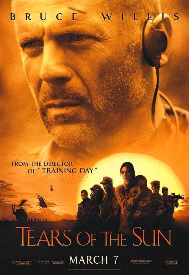 11. Tears of The Sun / Güneşin Gözyaşları (2003) IMDb: 6.6