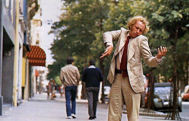90. Le Grand Blond A La Chaussure Noire (1972)