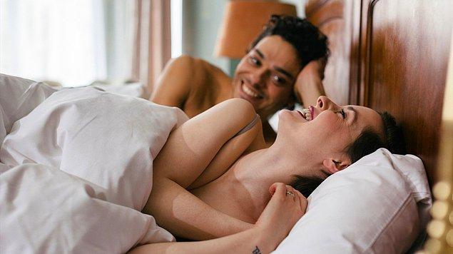 7. Son olarak cinsel birliktelik yaşadığın kişiye aşık olmak sence birlikteliği daha zevkli yapar mı?