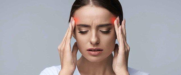 8. Baş ağrısı