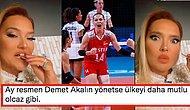 Filenin Sultanları İçin Neden Kutlama Yapılmadığını Spor Bakanlığı'na Soran Demet Akalın'ın Bisküvili Videosu