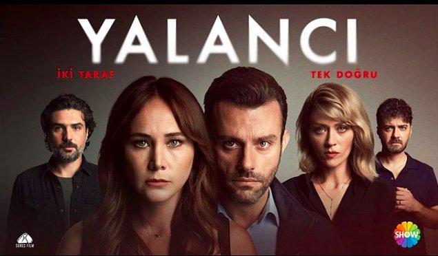 """Onlardan biri de 17 Eylül'de iddialı hikayesi ve oyuncu kadrosuyla Show TV ekranlarında yayın hayatına başlayacak olan """"Yalancı"""" dizisi."""