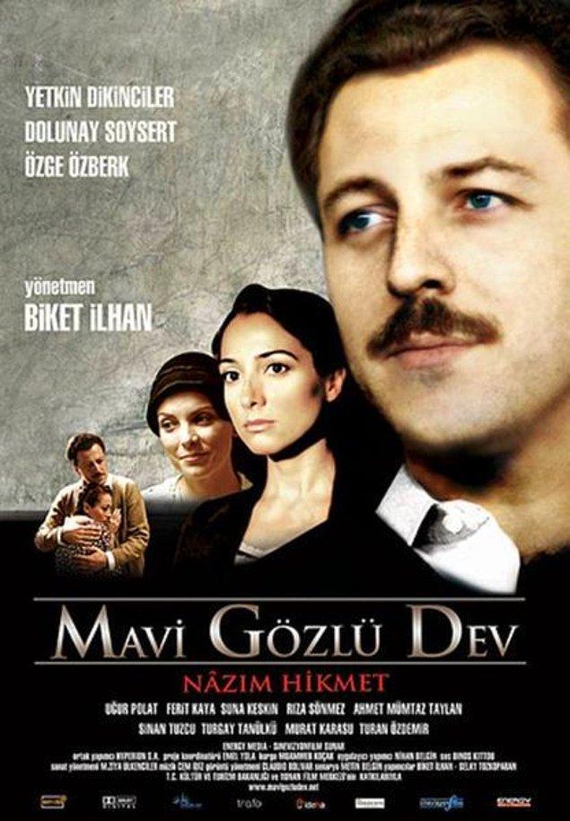 10. Mavi Gözlü Dev (2007) - IMDb: 6.6
