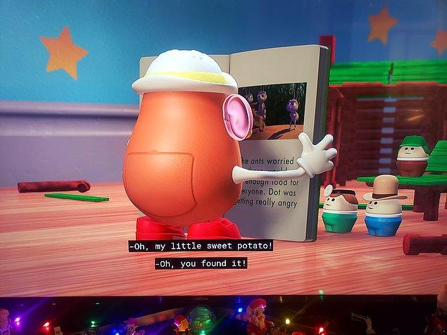25. Bir Böceğin Yaşamı filminden Flick ve Dot'u Toy Story 2 filminde görebilirsiniz!
