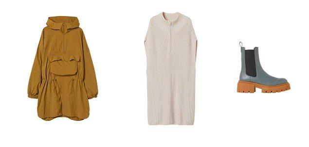 Sonbaharla uyum içinde olacak botun, ceketin ve elbisenle romantik tarzını korumalısın!