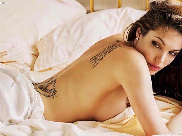10. Angelina Jolie: