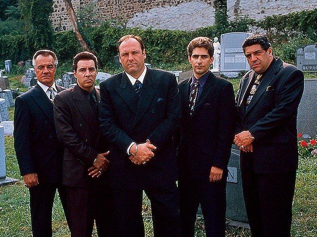 3. The Sopranos (1999-2007)