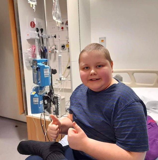 9. Son kemoterapi...
