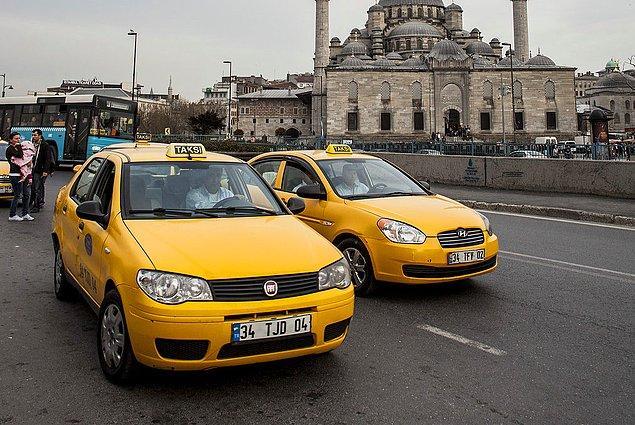 İstanbul'da yaşanan bu taksici terörünün derhal bitmesi gerekiyor ama bilin bakalım ne eksik?