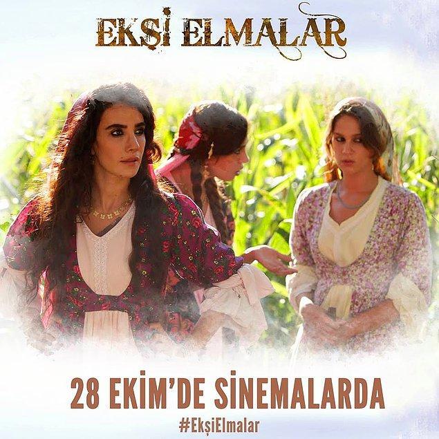 1. Ekşi Elmalar (2016) - IMDb: 7.1