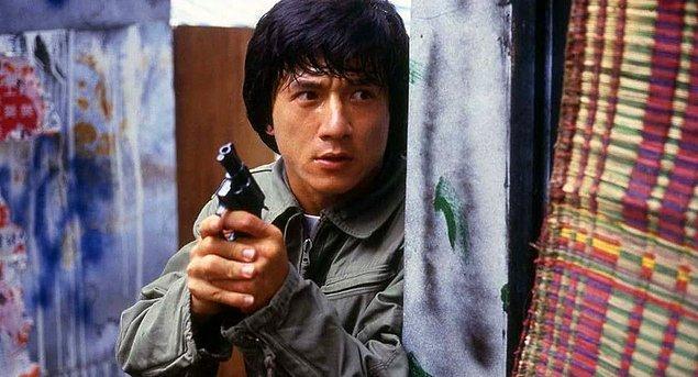 13. Police Story (1985)