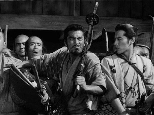 8. Seven Samurai (1954)