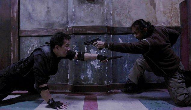 4. The Raid: Redemption (2011)