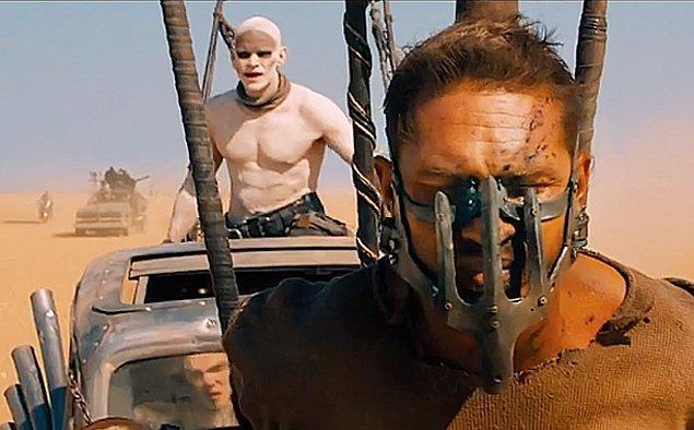 1. Mad Max: Fury Road (2015)