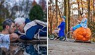 95-летняя бабушка и ее внук доказывают, что веселье не имеет возрастных ограничений (22 фото)
