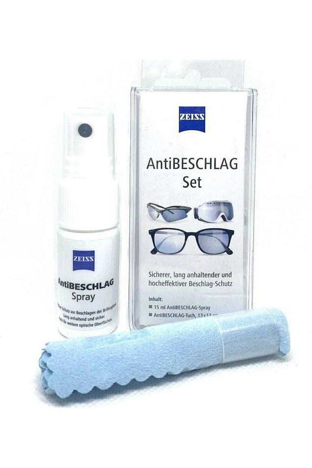 4. Gözlük kullananlar için Carl Zeiss maske buharı önleyici sprey muhteşem!