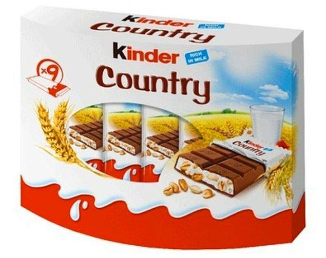 13. Kinder çikolata aşıkları, içindeki çocuğu hiç büyütemeyenler; Kinder Country bulduk size!