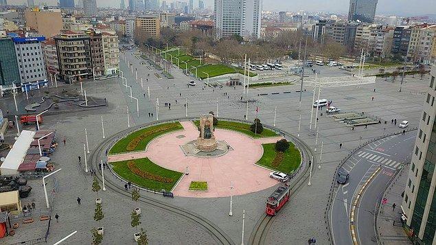 18. İBB'nin 209 bin İstanbullunun oy kullanarak seçtiği Taksim Meydanı'nı projesi günlerdir Koruma Kurulu tarafından gündeme alınmadı.