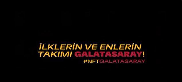 Hadi canım! Galatasaray'ın Ali Sami Yen'le başlayıp kulüp tarihine odaklanacak NFT koleksiyonu çıkaracağını söylememize gerek var mı?