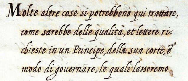 21. İtalyanca - 63,8 milyon insan