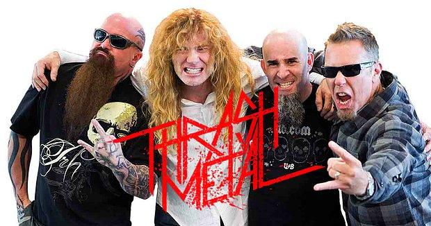 Thrash Metal Tekrar Yükseliyor! Thrash'in Hızına Yetişmek için Bilmeniz Gereken 10 Şarkı