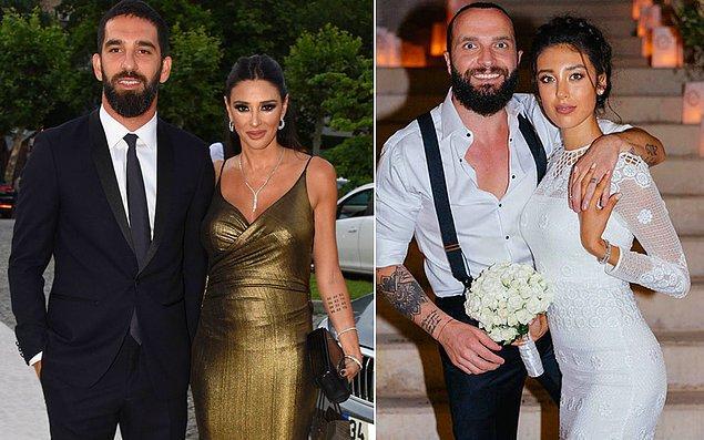 15. Ünlü futbolcu Arda Turan, Berkay ve Eşi Özlem Ada Şahin ile yıllar önce yaşanan skandal geceyi anlattı!