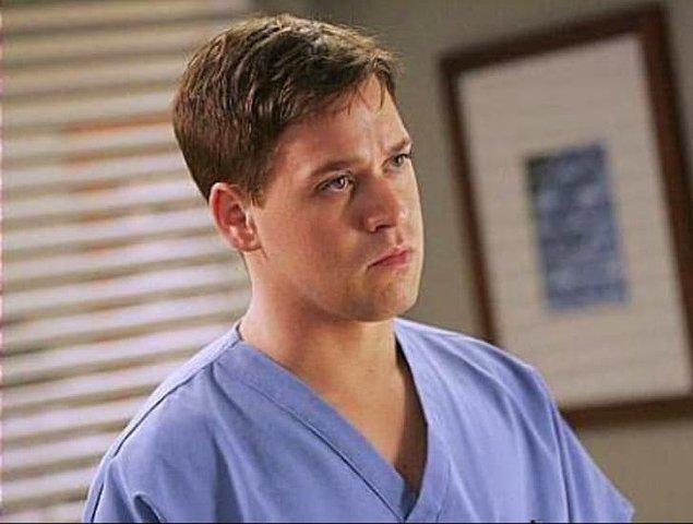 23. T.R. Knight / Grey's Anatomy (2005-)