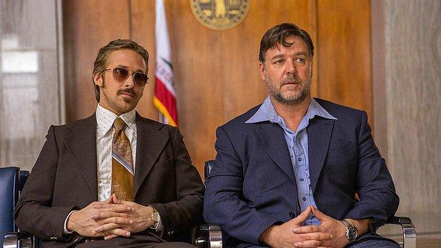 7. The Nice Guys (İyi Adamlar) IMDb 7.4