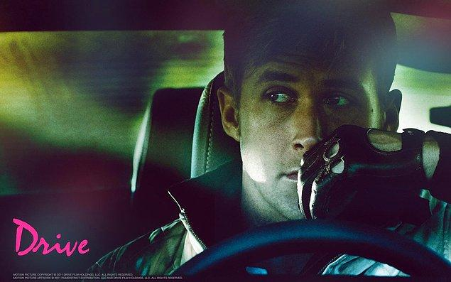 4. Drive (Sürücü) IMDb 7.8
