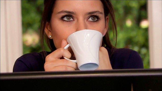 5. Sadece kuzu pirzola, ananas ve koyu kahve tüketmek.
