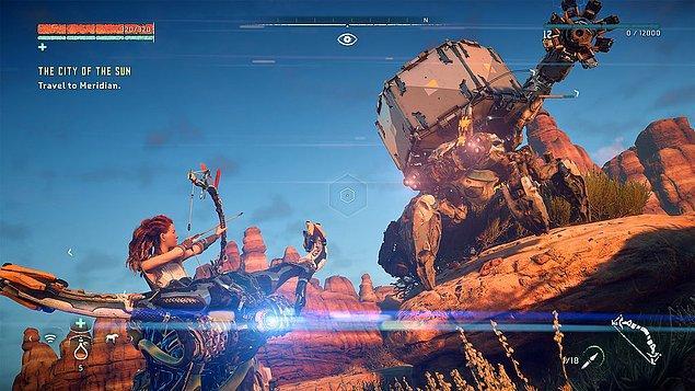 Sony sevilen PlayStation özel oyunu Horizon Zero Dawn'ın PC'ye geleceğini duyurduğunda oyuncular epey heyecanlanmışlardı.