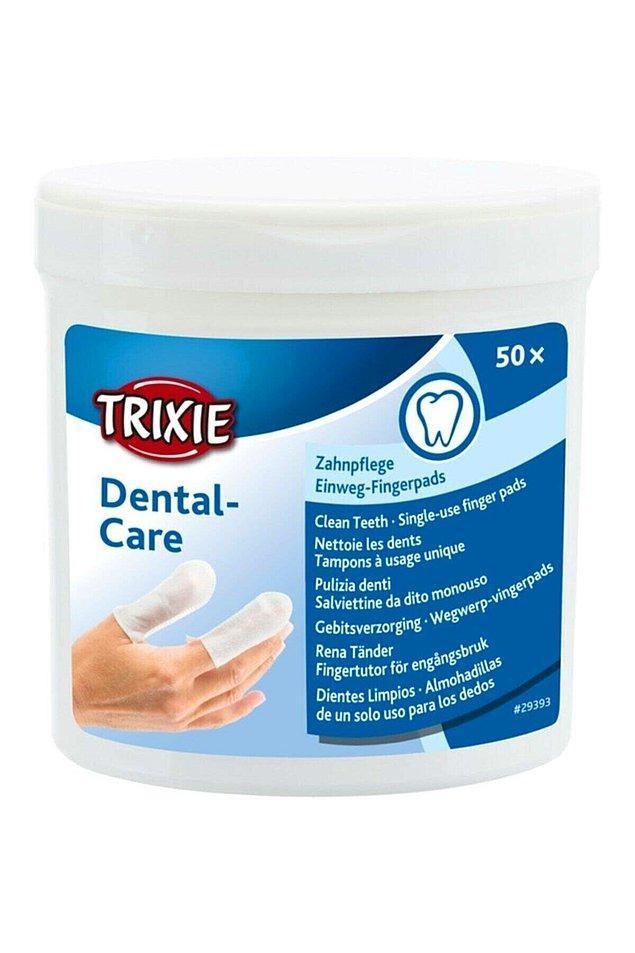 18. Bizler günde en az 3 kere dişlerimizi fırçalarken evcil hayvanlarımız bu hijyeni nasıl sağlayacak?