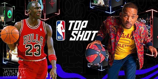 Dapper's Labs, NBA yıldızlarından ve Will Smith'in girişiminden de yatırım topladı.