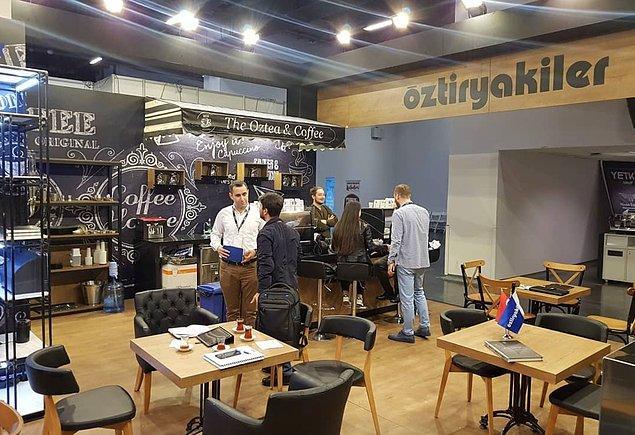 3. defa düzenlenecek olan Coffex İstanbul ulusal ve uluslararası kahve endüstrisi ve yan ürünlere dair her türlü donanımı 4 gün süreyle İstanbul'da tek bir çatı altında buluşturacağına dikkat çeken ENC Uluslararası Fuar ve Org. Hiz. Ltd Şti. Kurucusu ve yönetim kurulu başkanı Niyazi Coşkunsoy: