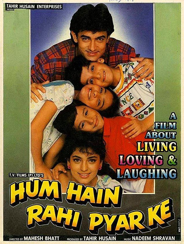14. Hum Hain Rahi Pyar Ke (We Are Travelers on the Path of Love) - IMDb: 7.4