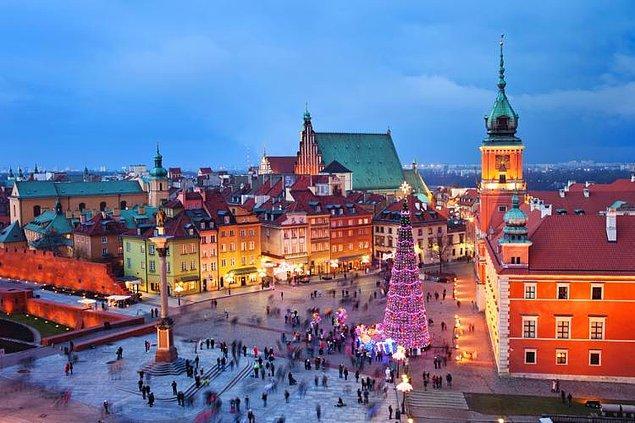 9. Polonya: 25,9 gün