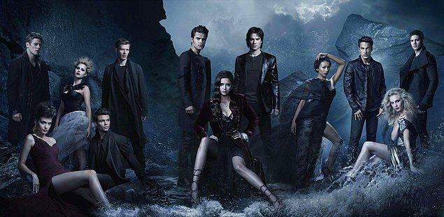 3. Bir dönemlerin en popüler gençlik dizilerinden biri olan 'Vampir Günlükleri' dizisi oyuncularının yıllar içindeki şaşırtıcı değişimini inceledik.