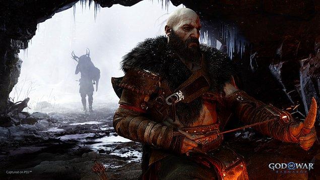 1. Belki de Kratos'la beraber son kez maceraya atılıyoruz: God of War: Ragnarok