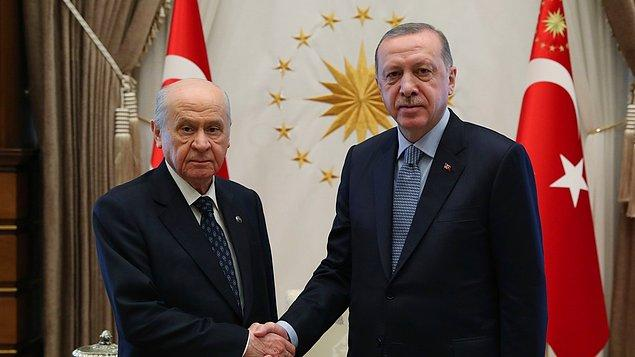AKP ve MHP yeni anayasayı tartışmaya açacak