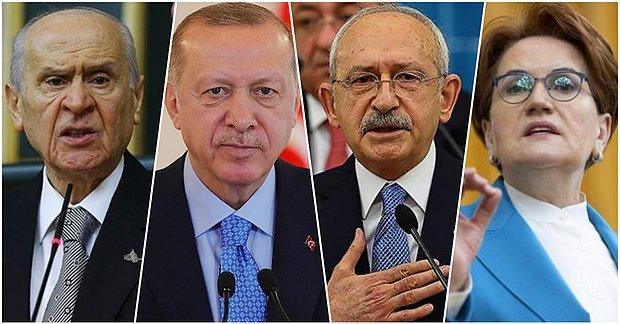 MetroPOLL Araştırma'nın Ağustos Ayı Anketine Göre 'Kararsızım' Diyen AKP'li Seçmen Oranı Artıyor!