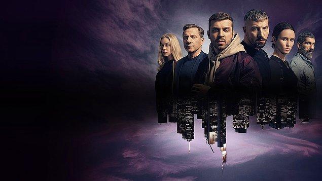 11. Skylines - Netflix