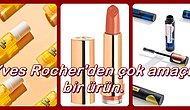 Doğal İçerikli Kozmetik Markası Arayanların Tercihi Olan Yves Rocher'den 12 Ürün