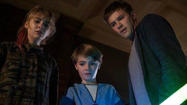 14. Locke & Key, 2. sezonuyla 22 Ekim'de Netflix Türkiye'de.