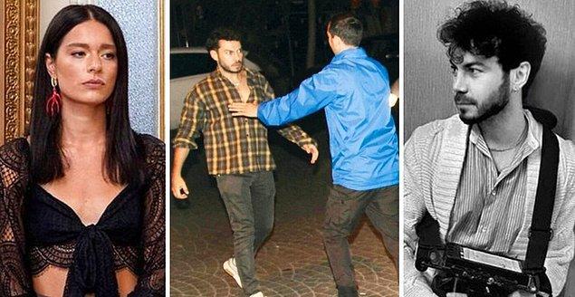 4. 'Yasak Elma' dizisiyle tanınan Şafak Pekdemir ile yönetmen sevgilisi Oğulcan Eren Akay'ın gecesi olaylı bitti.