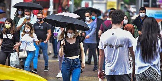 Meteoroloji'den İstanbul'a Sağanak Yağış Uyarısı