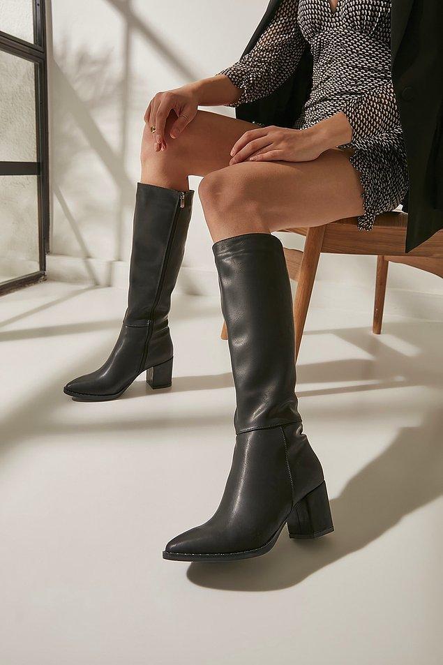 1. Klasik bir model: Hotiç çizme ✌