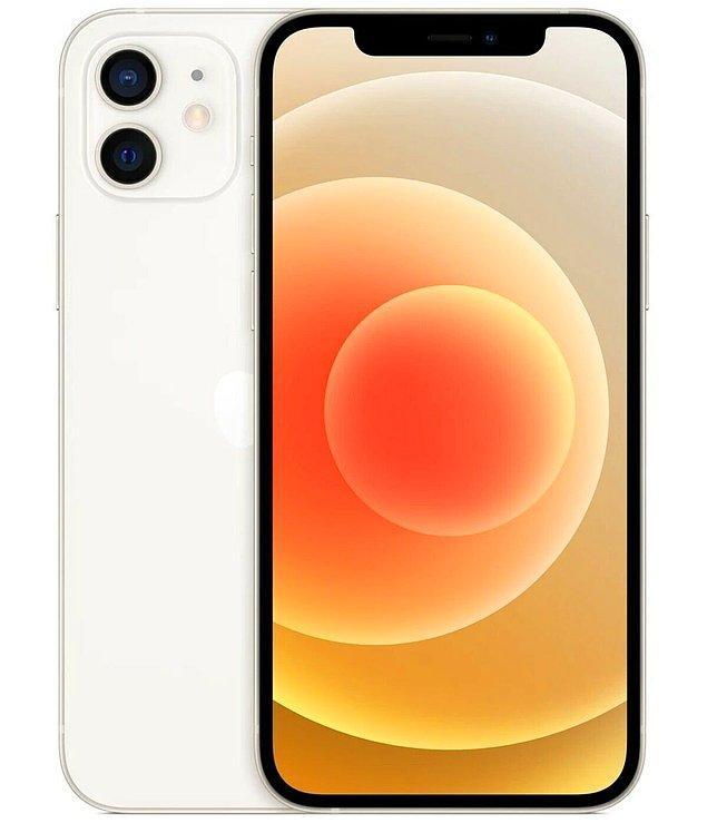 8. iPhone 13 çıkmadan hemen bir iPhone 12 alın.