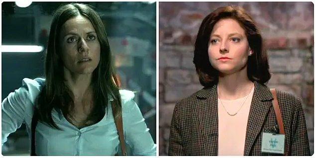 10. Detektif Raquel'i canlandıran Itziar Ituno, karakter için 'Kuzuların Sessizliği' filmindeki FBI çalışanı Clarice Starling'den ilham almış.