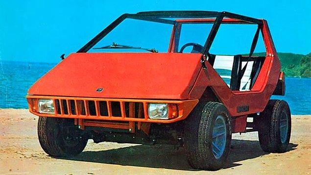 1975'te ise Türk Silahlı Kuvvetleri'nin özel isteği üzerine Türkiye'nin ilk yerli SUV aracı olan Böcek üretildi.